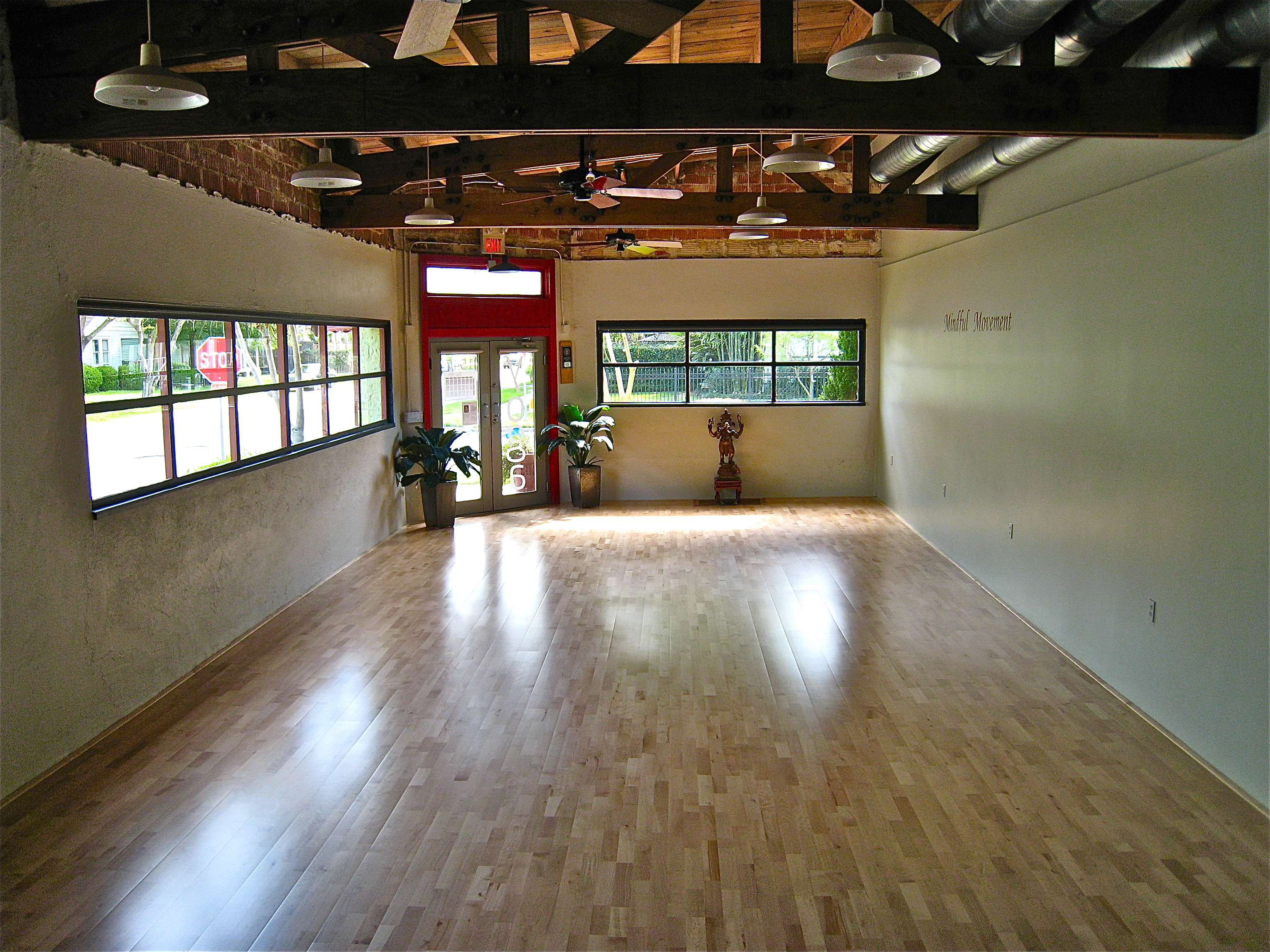 Heights School of Yoga  1547 Rutland St Houston, TX 77008